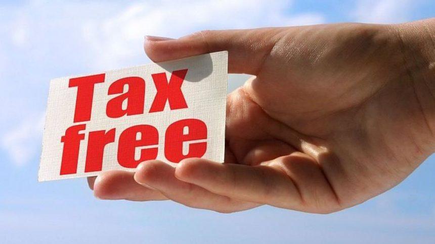 tax free Russia
